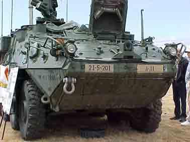 Stryker M 1126 IFV
