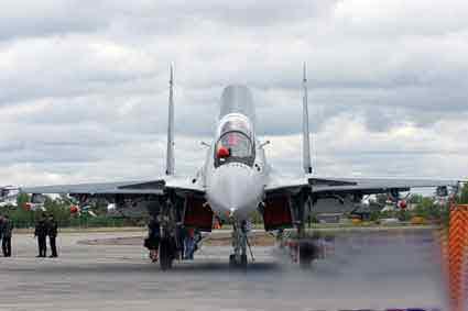 Sukhoï 30 MKM