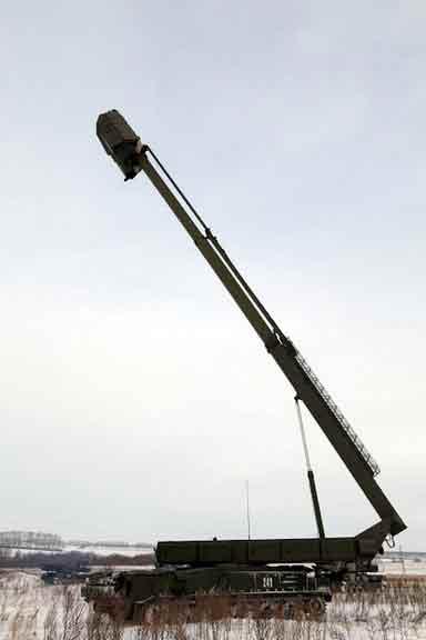 9K37M1/9K317 Buk System 9S36