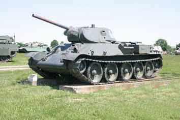 T 34 /76 modèle 1941 Aberdeen