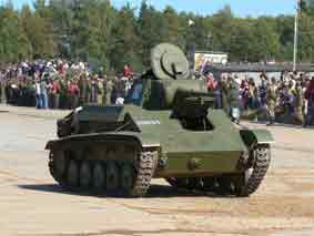T 70 Kubinka