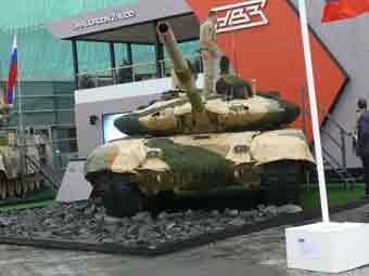 T 90 MS Eurosatory 2012