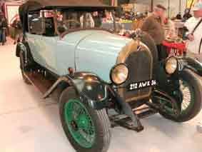 Talbot DC 10cv 1925 Palavas