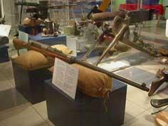 Fusil Antichar TankGewhehr M 1918