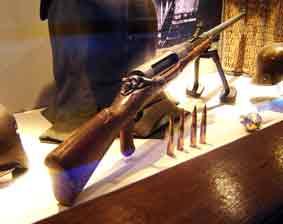 Fusil Antichar TankGewhehr M 1918 Salon