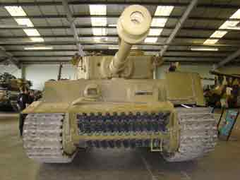 Tigre I (fruhe) Bovington