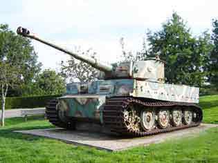 Tigre I  (Späte ) Vimoutiers