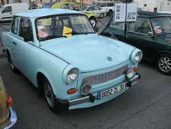 Trabant 601 S Palavas
