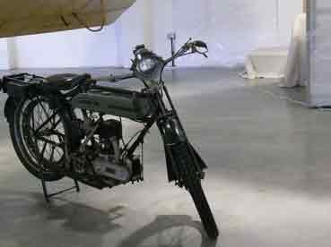 Triumph Type A 550 cc Hendon