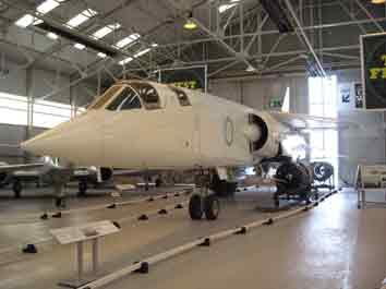 BAC TSR-2 Cosford