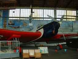 Tupolev ANT 25 (Replica) Monino