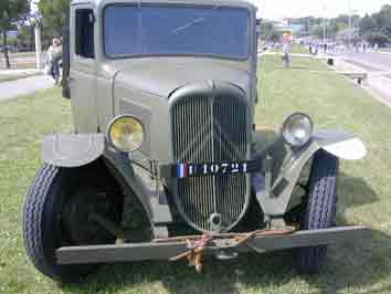 Citroen Type 23 U Montpellier
