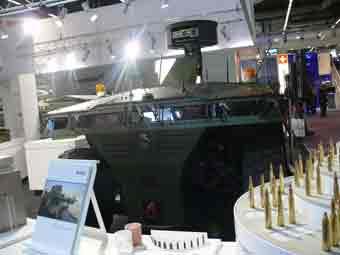 UGV - Unmanned Ground Vehicle Gecko Eurosatory 201