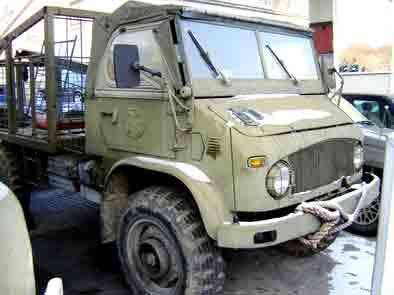 Unimog 404 S Lkw 1,5 t