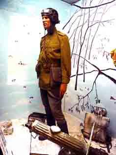 1944 Tankiste de la Garde Ambleteuse