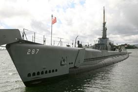 Sous marin USS Bowfin (Pearl Harbour)