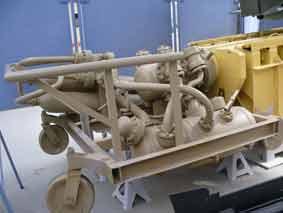 Fieseler Fi 103 V 1 FZG 76  Dampferzeuger