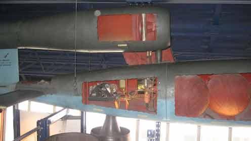 Fieseler Fi 103 V 1 FZG 76  Londres