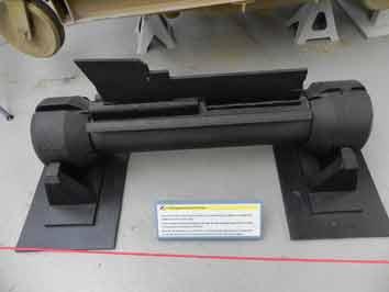 Fieseler Fi 103 V 1 FZG 76 Schleuderkolben