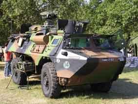 VAB RASIT (RAdar de Surveillance des InTervalles )