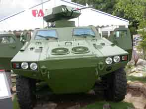 VBR Prototype Eurosatory 2008