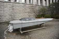 Corée du Nord Hi Speed Submergible Boat Type-C (SP