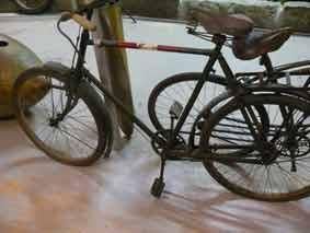 BSA Mark V Army Bike (Viervilles )