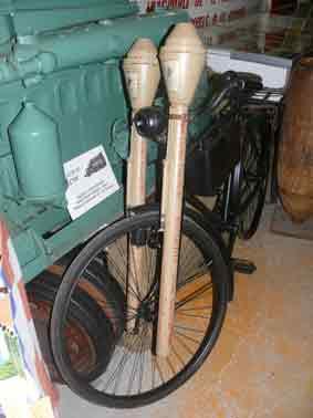 Vélo Allemand Raleigh Viervilles