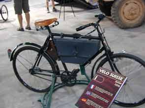 Vélo Militaire  1896 (Saumur)