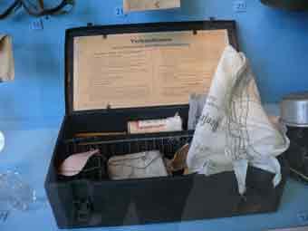 2eGM 1940 Verbandkasten Trousse Secours  Bovington