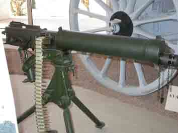 Vickers MG 303 ( Draguignan)