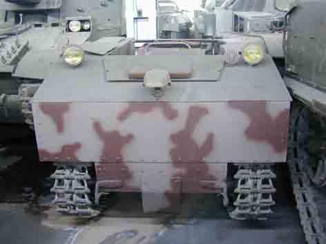 Vickers-Carden-Loyd Utility  B   version cavalerie