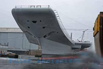 INS Vikramaditya ex Admiral Gorshkov