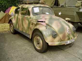 Volkswagen Type 82 e kdfwagen
