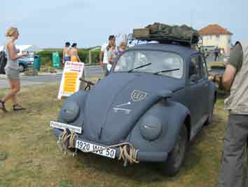 Volkswagen Type 82 Normandie