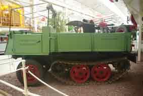Waldschlepper Deutz 1500 (Spire )