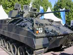 Warrior  FV 510 (prototype)