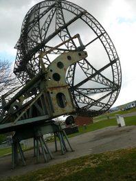 Radar Würzburg Riese Duxford