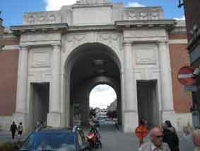 Ypres Porte de Menin