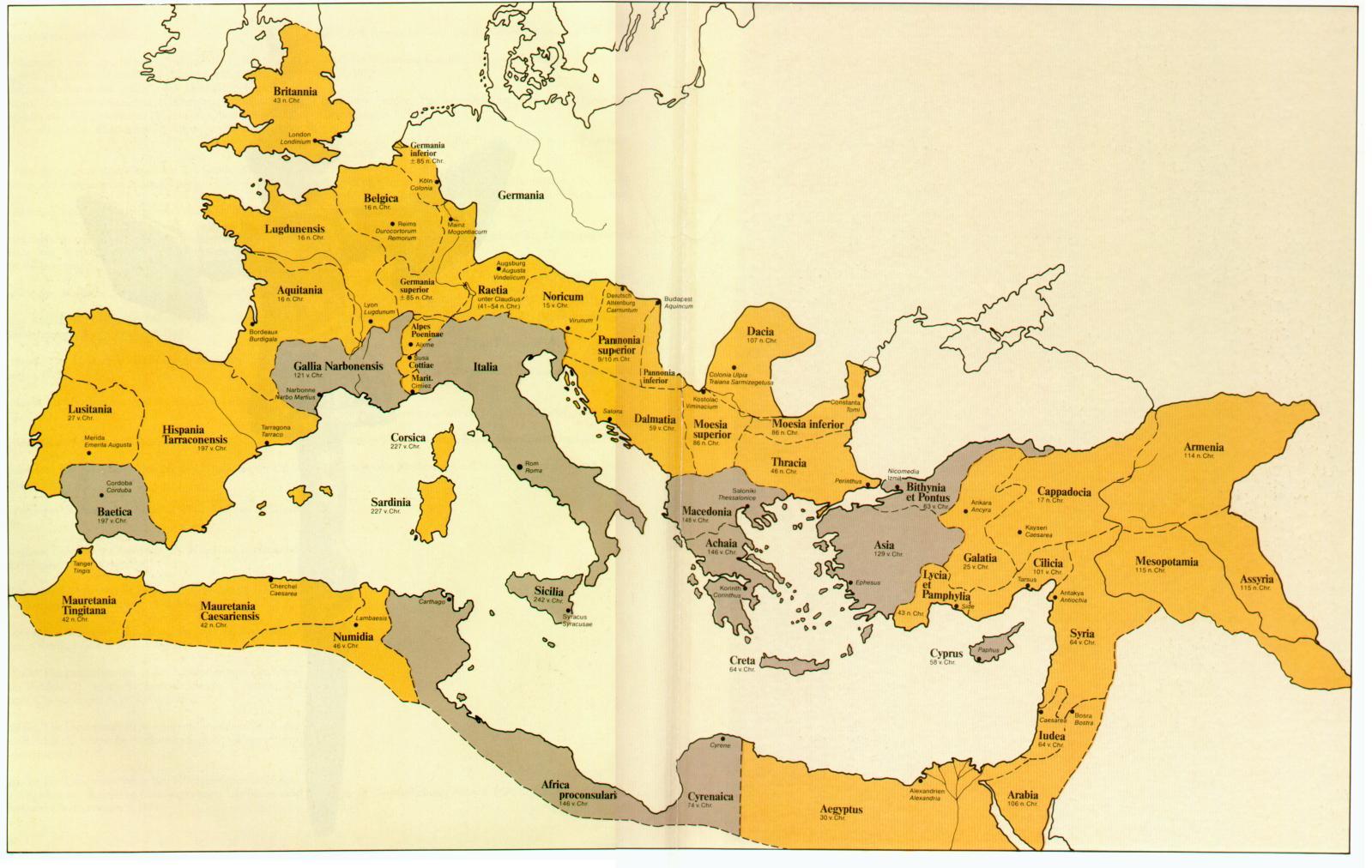 römisches reich wikipedia