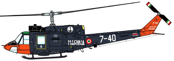 Elicottero Ab 212 : Ab détails maquetland le monde de la maquette