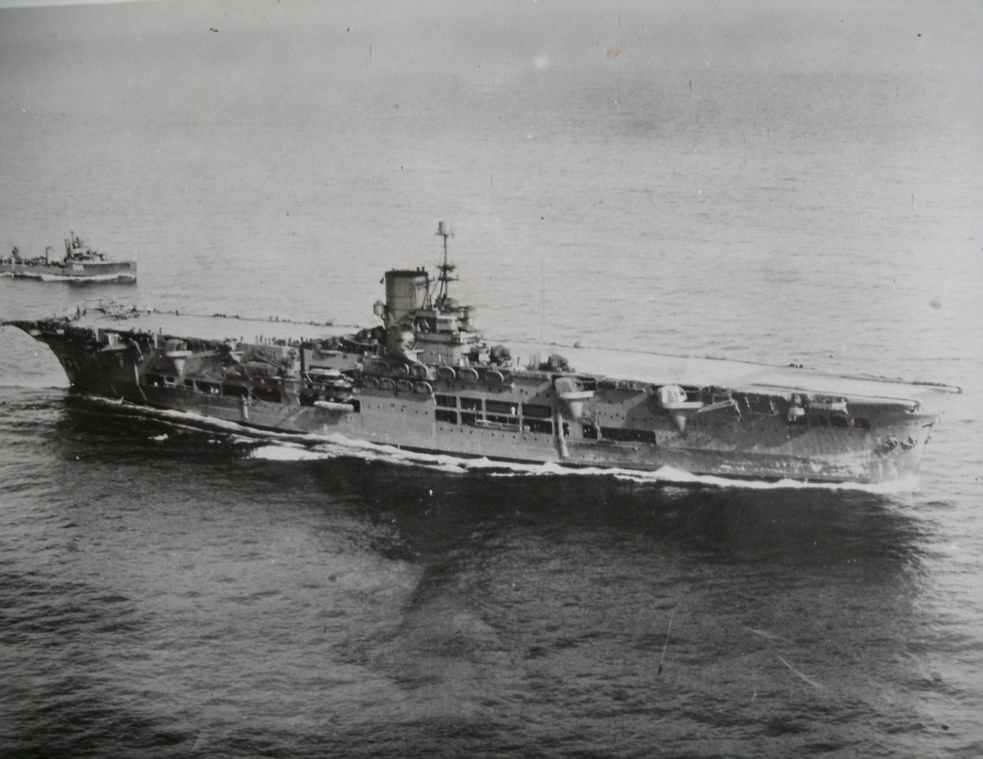 HMS Ark Royal 1941