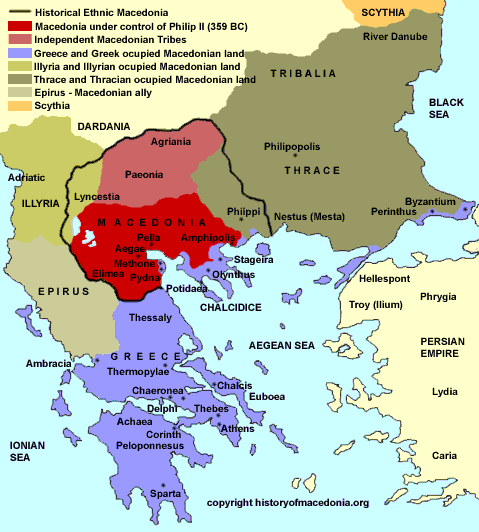 an overview of the macedonian kingdom in greece in the fourth century bc Macedonian wars: macedonian wars, (3rd and 2nd centuries bc), four conflicts between the ancient roman republic and the kingdom of macedonia they caused increasing.