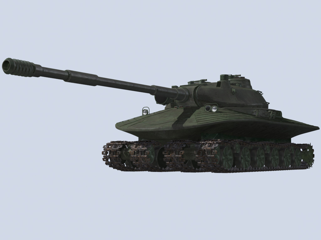 Wi: Object 279 and Mi-24 in 1935 | SpaceBattles Forums