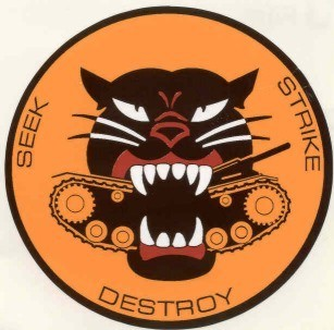 Dits tank destroyers am 233 ricains durant la deuxi 232 me guerre mondiale