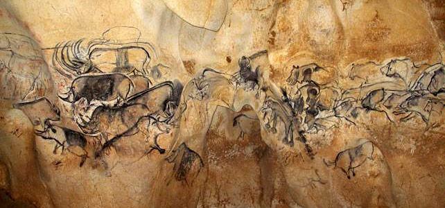 1.4.1 Paléolithique supérieur Aurignacien Homo Sapiens Type Cro Magnon Grotte Chauvet ...