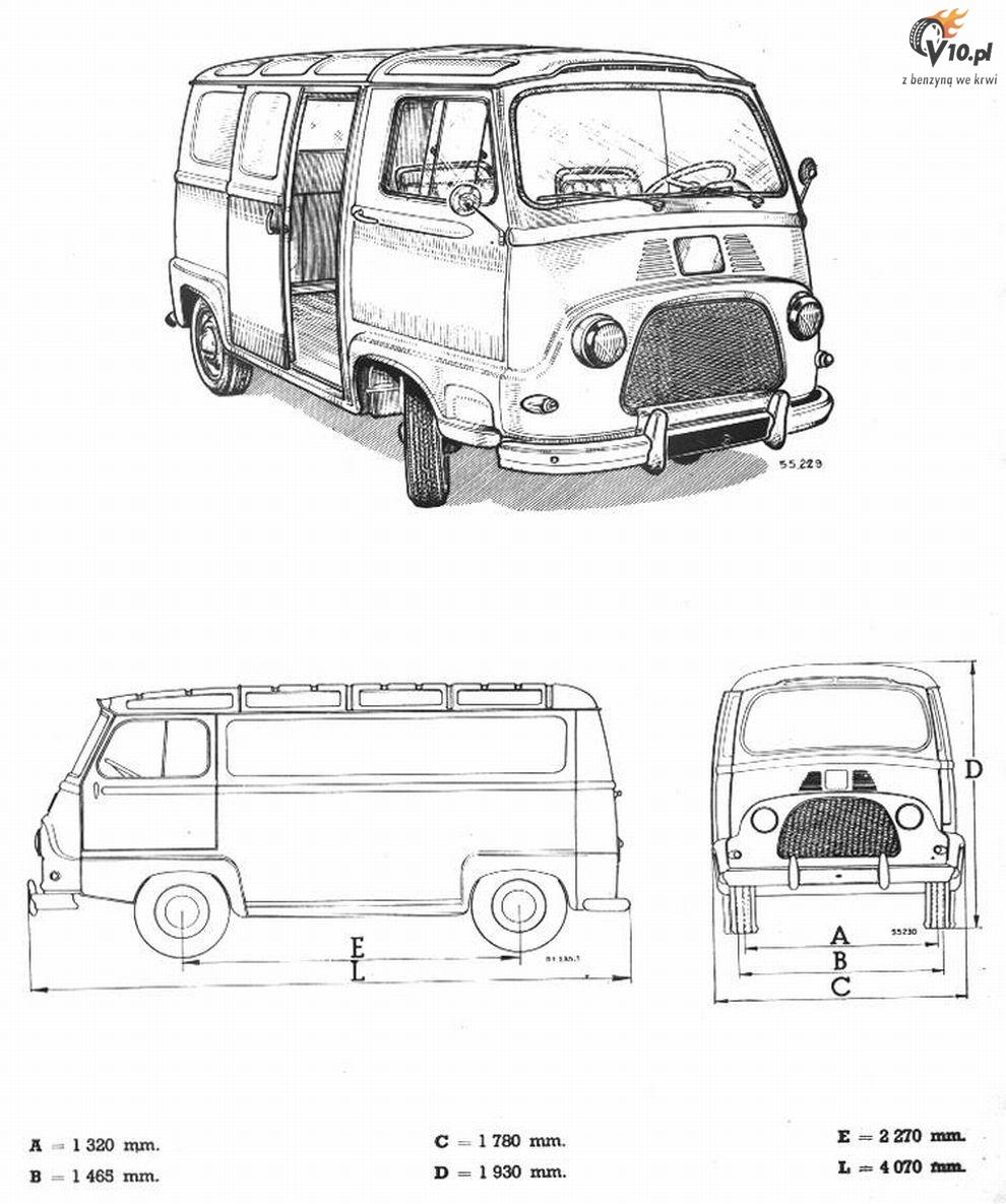 Renault estafette 1977 nimes 2015 le for Interieur estafette
