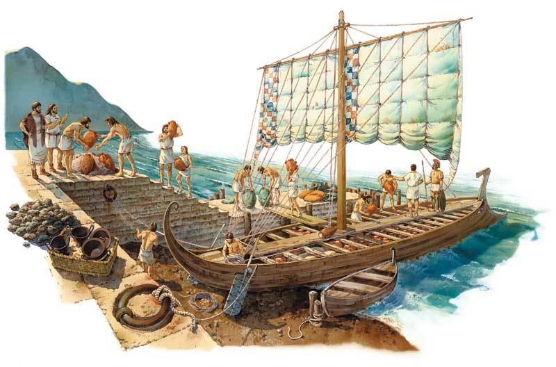 Etrurie l 39 arm e etrusque le monde de la for Arquitectura naval e ingenieria maritima